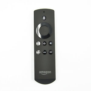 Details about Remote Control DU3560 with Alexa Voice for Amazon Fire TV &  Fire TV Stick Player