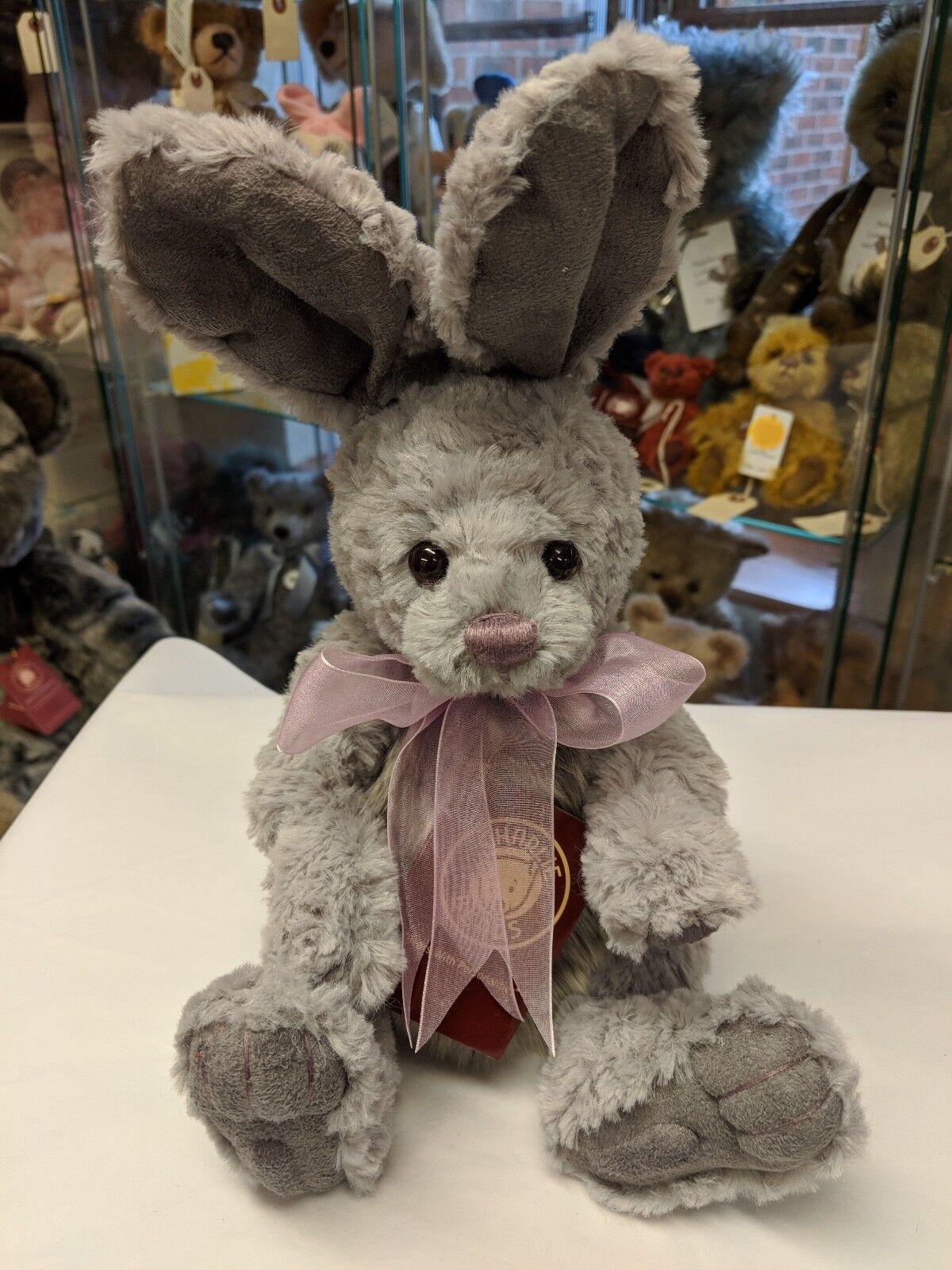 Charlie Bears 2018 JUMP Bunny-CB185179B