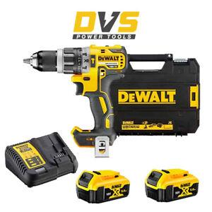 DeWalt DCD796P2 18V XR Brushless Combi Drill 5Ah ~ toolfix.ie