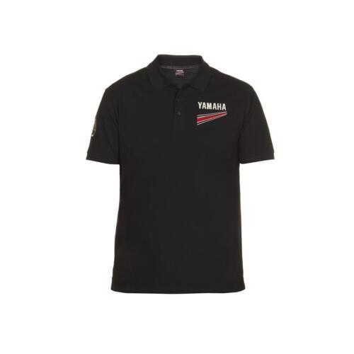 Original Yamaha Classic REVS Nuovo Herren Poloshirt Polo Shirt für Herren Neu