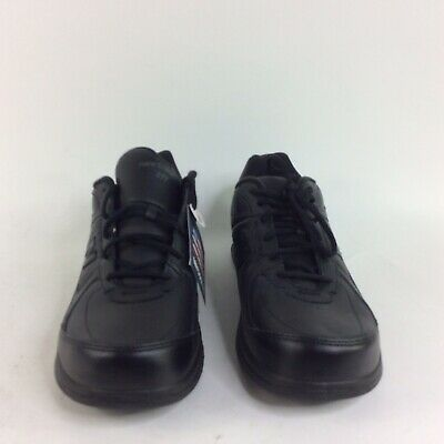 Mens Walking Shoes Black Size 14 4E