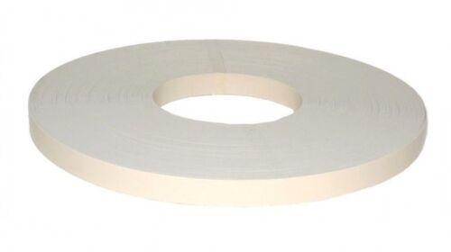 "Teknaform Almond Melamine PVC Poly Veneer Edge Banding Edgebanding 15//16/"" x 600/'"