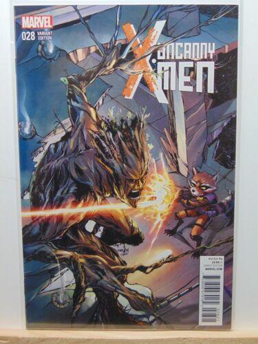 Uncanny X-Men #28 Variant Edition Marvel Comics vf//nm CB3021