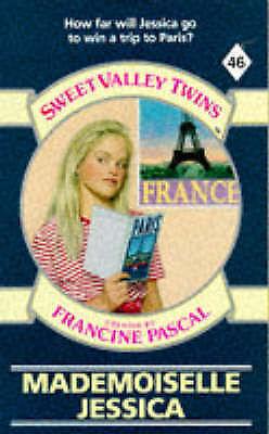 Mademoiselle Jessica (Sweet Valley Twins)  Suzanne, Jamie Book
