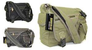 Hommes-Toile-manbag-Messenger-Sac-Femme-Bandouliere-Epaule-Sacoche-Sac-a-main