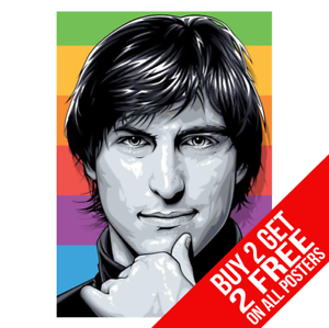STEVE-JOBS-APPLE-POSTER-PHOTO-IPHONE-PIC-PRINT-A4-A3-SIZE-BUY-2-GET-ANY-2-FREE
