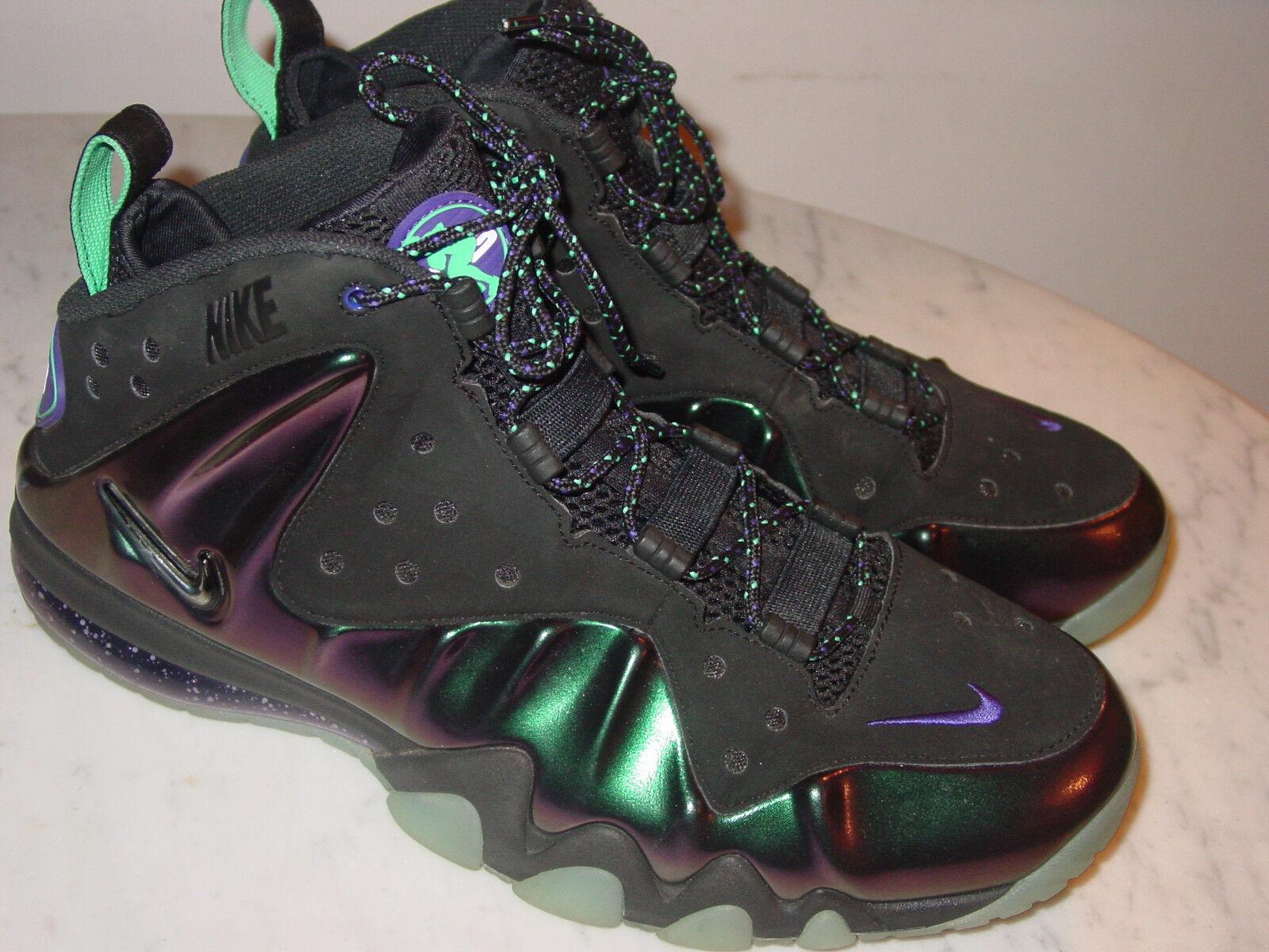 Nel 2012 max la nike barkley posite max 2012 melanzana brilla nel buio scarpe da basket!dimensioni 11,5 3277f3