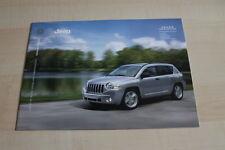 106497) Jeep Compass - Preise & tech. Daten & Ausstattungen - Prospekt 02/2007
