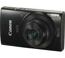 CANON IXUS 190 Compact Camera - Black - 20 megapixels - Optical zoom: 10 x