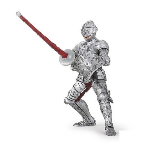 Papo 39798 chevaliers en armure 9 cm Chevaliers Et Châteaux Nouveauté 2018