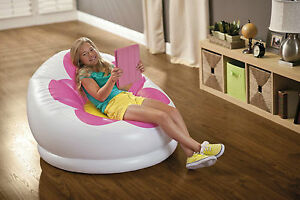 Inflatable-Chair-Indoor-Outdoor-Kids-Girls-Rooms-Lounge-Bean-Bag-Camping-Gaming