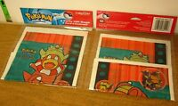 Pokemon Birthday Party Gift Bag Slowking Anime 2000 Video-game Nintendo