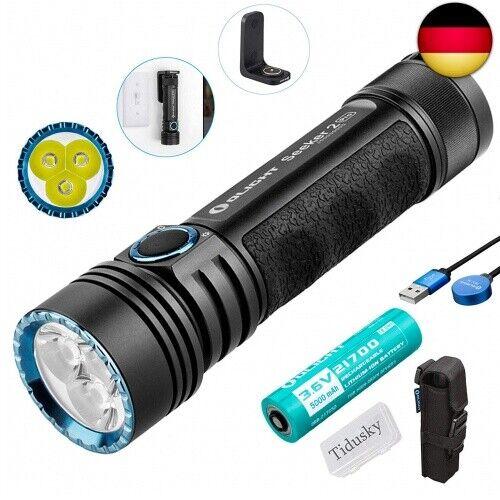 Olight Seeker 2 Pro Taschenlampe 3200 Lumen / 250 Meter 3 (Seeker 2 Pro Schwarz)