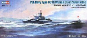 Hobbyboss 1:350 Type 033 G Wuhan Class PLA Navy Submarine Model Kit