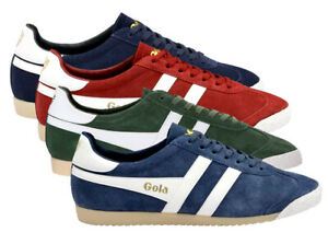 Scarpe-Sneakers-shoes-GOLA-Harrier-50-suede-uomo-man-casual-stringati-laced-up