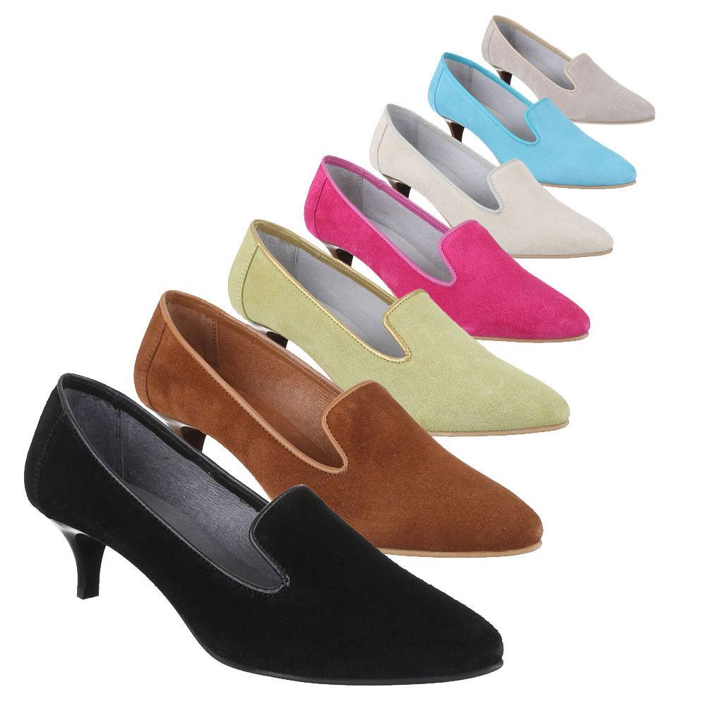 Nuevo zapatos señora go81 cómodo confort de cuero de salón salón salón  barato