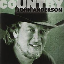 John Anderson, Jon A - Country: John Anderson [New CD]