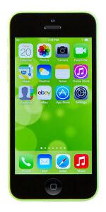 Apple iphone 5c 8 gb green unlocked