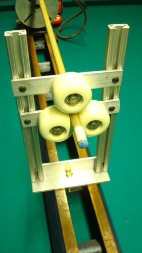 STEADY REST 12in LATHE ROLLER works awesome for turning round objects