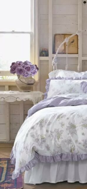 Simply Shabby Chic Lilac Duvet Only