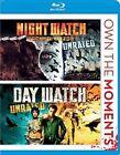 Day Watch/night Watch 0024543824619 With Mariya Poroshina Blu-ray Region a