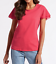 BNWT-Pretty-M-amp-S-Pure-Cotton-Flutter-Sleeve-Work-T-Shirt-PINK-Holiday-Now-6 thumbnail 3