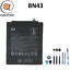Batterie-Xiaomi-BN43-Redmi-Note-4-global-version-Note-4X-32Go-4000-mAh miniature 1