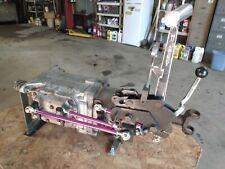 Mr Gasket V Gate Shifter For Muncie 4 Speed Trans Rebuilt