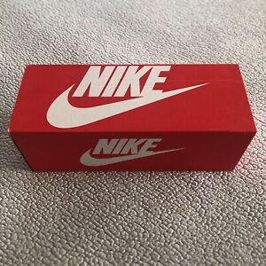 Nike vide remplacement Cadeau Stockage Chaussure Box 13x5x4.5 Red ...