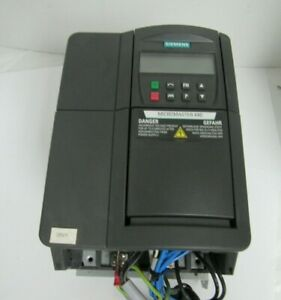 1pcs Used Siemens 440 Series 6SE6440-2UD22-2BA1 2.2KW