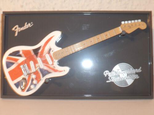 Sammlung von Guitars of the StarsPete Townshend - Stratocaster 17 cm NEU! # 11