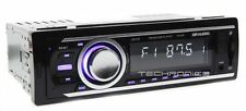 CAR RADIO STEREO DIGITAL MEDIA PLAYER MP3 RECEIVER WITH FRONT USB AUX  SD CARD