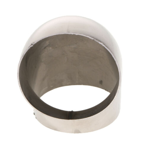 3/'/' inch Stainless Steel 90 Degree Mandrel Bend Exhaust Pipe Tubing for Car
