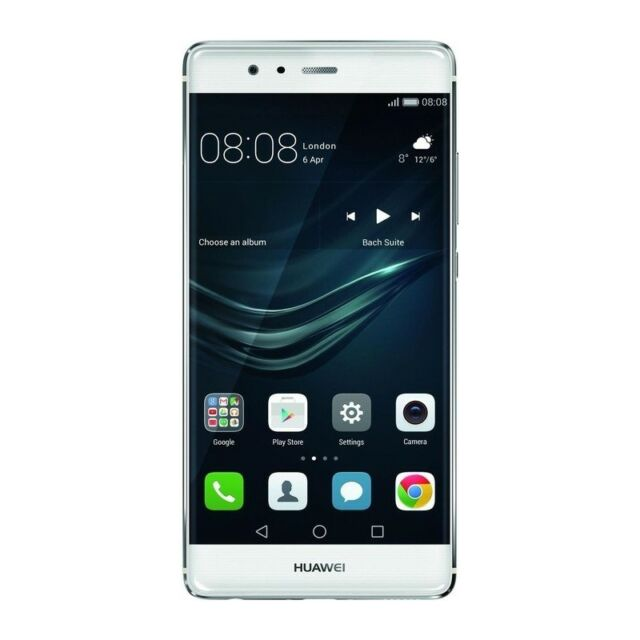 "Huawei P9 Mystic Silber [13,2cm (5,2"") FHD Display, Android 6.0, 2.5GHz"