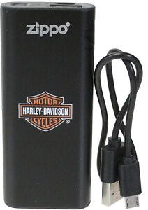 Zippo OUTDOOR Harley Davidson HD 3 Hour Rechargeable hand warmer Heat Bank 40146