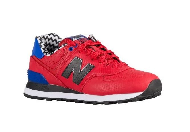 NEW femmes  New Balance 574  Chaussures  Size: 5 Color: Red