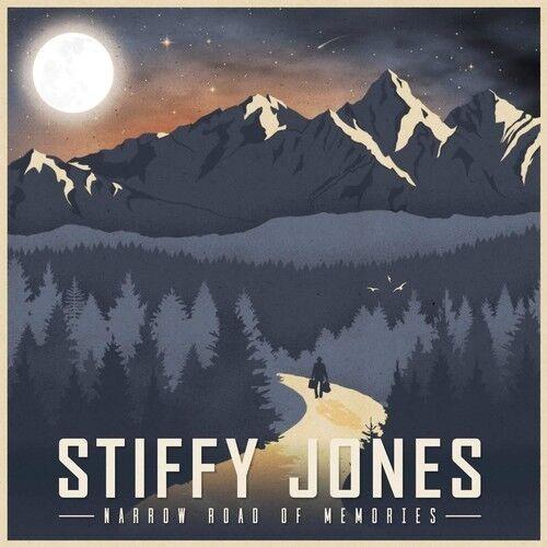 Stiffy Jones - Narrow Road Of Memories [New CD]