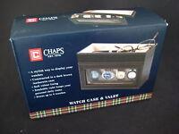 Chaps Watch Case & Valet