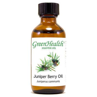 2 fl oz Juniper Berry Essential Oil (100% Pure & Natural) - GreenHealth