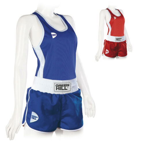 COMPLETE FROM BOXING WOMEN GREEN HILL TANK TOP SHORTS WOMEN/'S BOXING