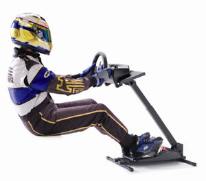 Universal Pro Driving Simulator Stand For Gaming Wheel (only Stand) It Import Shlstptj-07160259-537606929