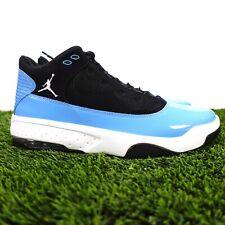 Size 10.5 - Jordan Max Aura 2 Black University Blue 2021 for sale ...
