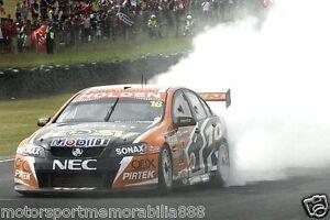 Garth-Tander-2007-6x4-PHOTO-PRINT-V8-Supercars-HOLDEN-HSV-HRT-TOLL