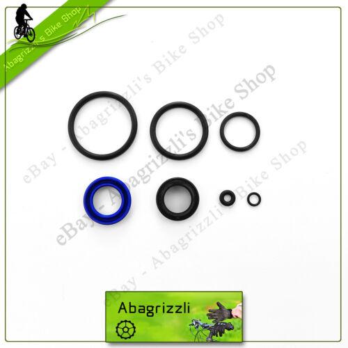 Marzocchi ROCO Coil R TST2 TST WC IMPROVED Damper Service Kit w//Dust Wiper