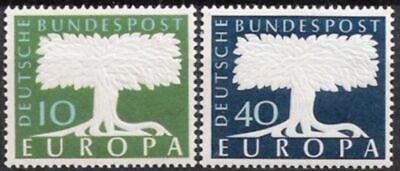Bund Nr.268/69 ** Europa, Cept 1957, Postfrisch
