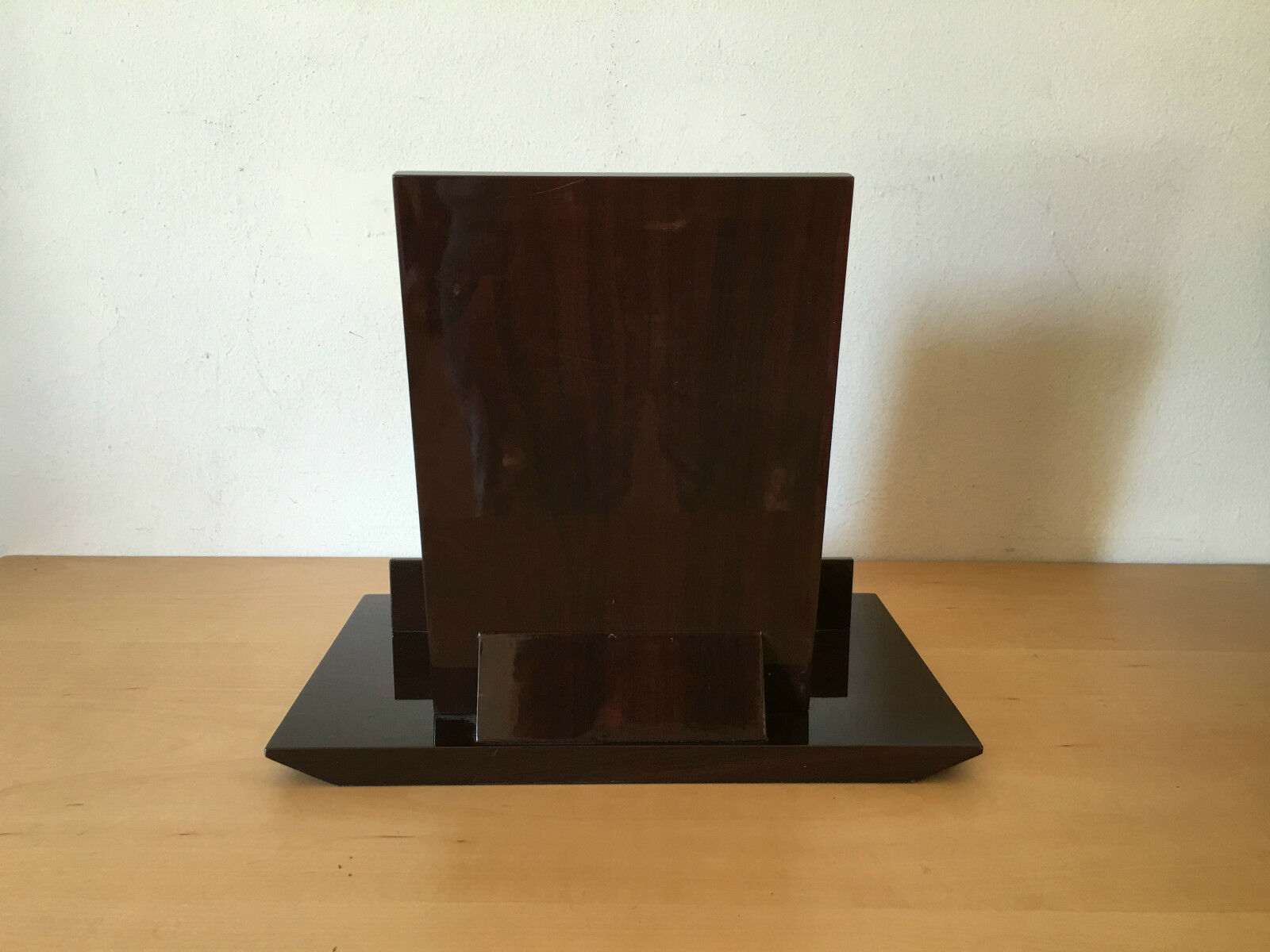 Used Used Used - Catalogs Expositor LONGINES - Wood   Madera - 27 x 17 x 22 cm  Usado b618f8