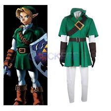The Legend of Zelda Link Cosplay Halloween Costume