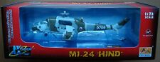 EASY MODEL® 37036 MiL Mi-24 Hind Czech Air Force Helicopter N°0709 in 1:72