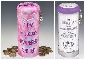 Perfect-Wedding-Pamper-Day-Savings-Fund-Money-Tin-Beauty-Bride-Groom-Gift-Lock