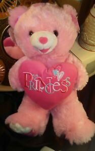 Dan-Dee-2014-Teddy-Bear-Princess-Pink-White-22-034-Sweetheart-Teddy-w-Tags